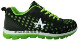 Athletic Footwear Flyknit Woven Running Gym Sports Shoes (816-7924) pictures & photos