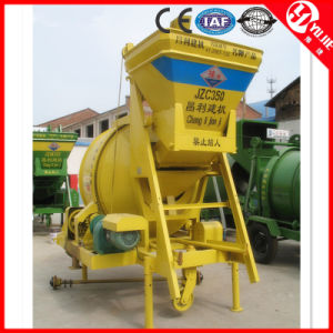 Small Electric Jzc350 Concrete Mixer Equipment for Sale pictures & photos
