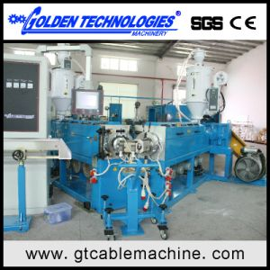 PE PVC Cable Extrusion Equipment pictures & photos