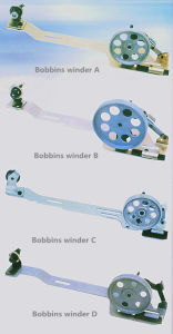 Bobbins Winder (for all sewing machine)