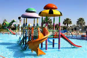New-Style Kids FRP Playground Slides pictures & photos