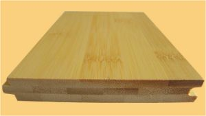 Natural Horiontal Bamboo Flooring pictures & photos