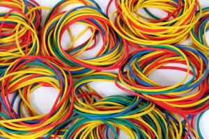 O-Ring Silicone Silly Rubber Band (NPCC-331119) pictures & photos