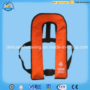 Inflatable Life Vest (DH-030)