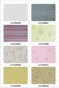 Waterproof WPC Transitional Waist Line for Wall Decoration (CG-60A) pictures & photos