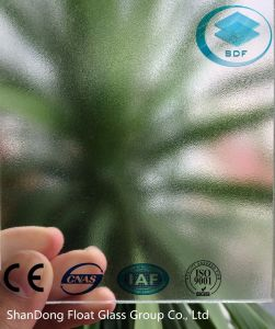 Ultra Clear Solar Patterned Glass pictures & photos
