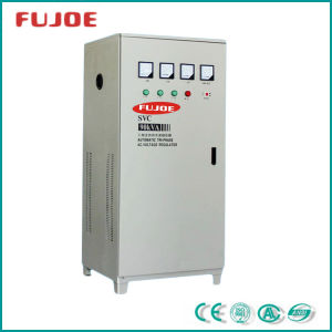 Vertical Type Three Phase AC Voltage Regulator/Voltage Stabilizer pictures & photos