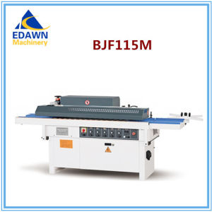 Bjf115m Model Woodworking Machinery Panel Furniture Edge Banding Machine pictures & photos