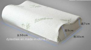 Bamboo Pillow Memory Foam Pillow pictures & photos