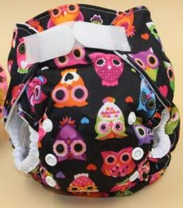 Newborn Cloth Diapers, Animal Printed Baby Cloth Diapers Wholesale