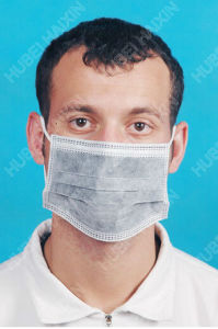 4-Ply Active Carbon Face Mask with High Quality pictures & photos
