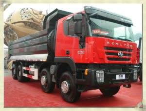 Hongyan Genlyon 8*4 Tipper Truck pictures & photos