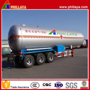 LPG Tank Trailer Suppliers /LPG Tank Semi Trailer pictures & photos