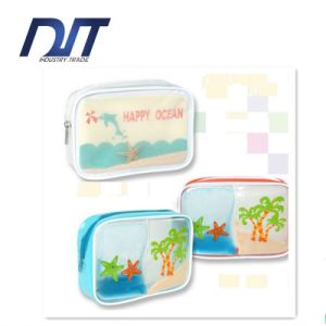 PVC Sewing Bag PVC Bag Zip File Promotion Waterproof