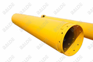 Single Walled Casing Tube for Bauer Casing Joint