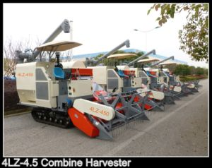 400/450/500mm*51 Crawler 83kw Engine Power Hst Rice Harvesting Machine pictures & photos