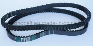 Rubber Narrow V Belt, Raw Edge Cogged V Belt for Air Compressor pictures & photos