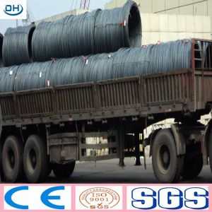 Supply Hot Rolled Deformed Steel Bars/Steel Rebars in HRB335/400/500 with Coil pictures & photos
