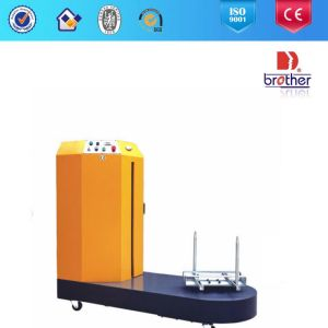2015 Hot Airport Luggage Stretch Film Wrapping Machine pictures & photos