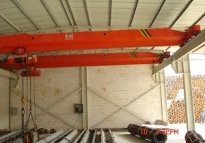 Single Girder Mobile Overhead Hoist Cranes pictures & photos