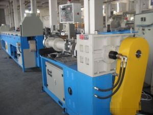 Xj D-90cold Feed Silicone Rubber Extruder Machine Slicone Hose Tube Machine pictures & photos
