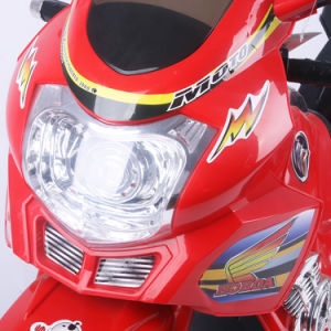 Cool Red Color Baby Electric Motorcycle pictures & photos