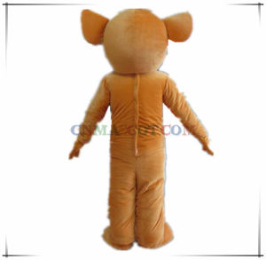 Jerry Mouse Fur Mascot Cartoon Costume pictures & photos