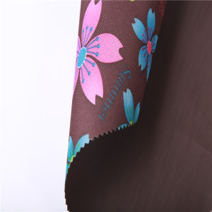 Flower Printed Fire Retardant Wholesale Oxford Fabric pictures & photos