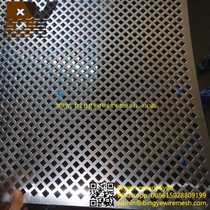 Ss 304 Perforated Metal Sheet pictures & photos