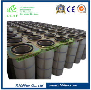 Ccaf Polyester Cartridge Filter pictures & photos