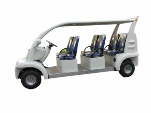 6seats Electric Passenger Mover, CE Approved, Utility Vehicles pictures & photos