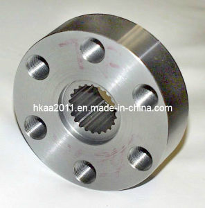 Precision Machining Hardened Steel Motorcycle Quick Shaft Coupler pictures & photos