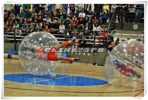 Good Price True Quality Inflatable Bubble Football for Sale pictures & photos