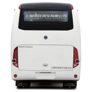 Sunlong Slk6750AC Diesel Mini Passenger Bus pictures & photos