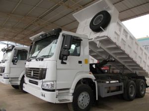 20-30ton Left Hand Drive Tipper Truck pictures & photos