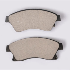 Noiseless Quick and Stable Braking Brake Pad for Chevrolet Cruze (D1522) pictures & photos