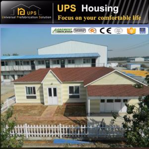 EPS Sandwich Panel Building Portable House to New Zealand pictures & photos