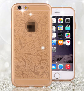 Ultra Thin 0.3mm Soft TPU Cover for iPhone 6 pictures & photos