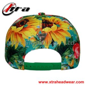 Snap Back Hat (Digital printing fabric XT-F002) pictures & photos