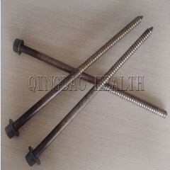Carbon Steel Hex Coil Bolt pictures & photos