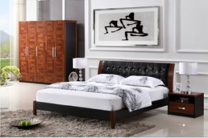 2017 Modern Bedroom Set (13b-04#)