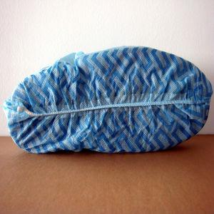 Disposable Non Woven Non Skid Medical Shoe Cover pictures & photos