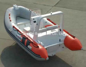 Rigid Hypalon Inflatable Boat Price Ce 470 pictures & photos