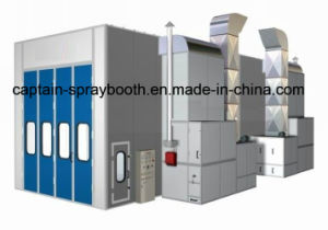 15m Automotive Spray Booth/Truck Paint Booth for Bus/Furniture Painting Room pictures & photos
