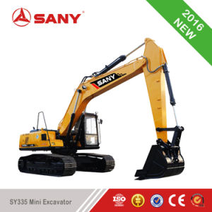 Sany Sy335 Medium Excavator High-Efficiency Sand Digging Machine 30 Ton Excavator for Sale pictures & photos