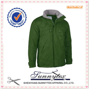 2017 Casual Waterproof and Breathable Workwear Jackets pictures & photos