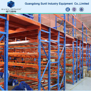 Factory Price CE Steel Rack System Mazzanine Rack pictures & photos