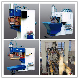 Seam Welding Machine for Steel Drum pictures & photos
