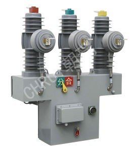 12kv Outdoor Hv Permanent-Magnet Vacuum Circuit with CT and Disconnector pictures & photos