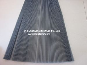 Polyester Pleated Mesh Plisse Mesh pictures & photos